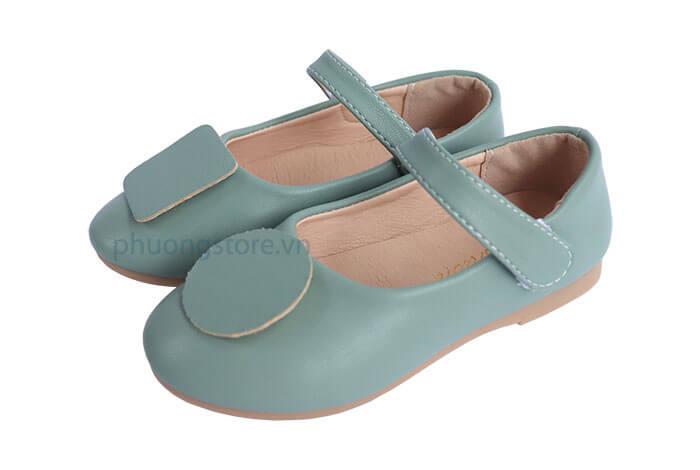 Giày búp bê bé gái xinh xắn từ 3 - 7 tuổi
