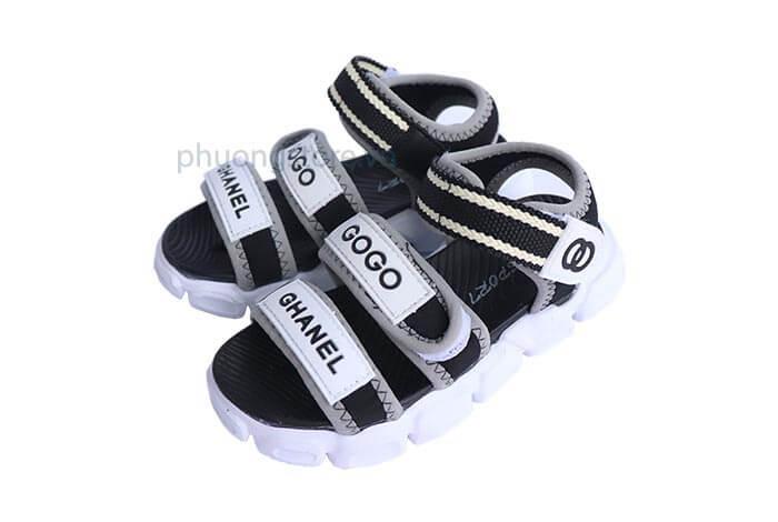 Giày sandal bé trai cao cấp Hàn Quốc từ 3 - 12 tuổi PS114
