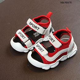 giày sandal trẻ em trai từ 1-3 tuổi mềm êm