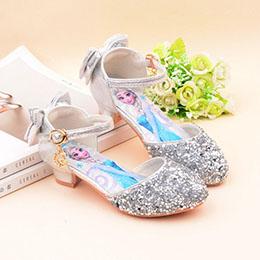 Giày cao gót công chúa Elsa cực sang cho bé gái từ 3 - 12 tuổi