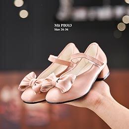Giày cao gót trẻ em nữ nhập khẩu xinh xắn cho bé gái từ 3 - 12 tuổi