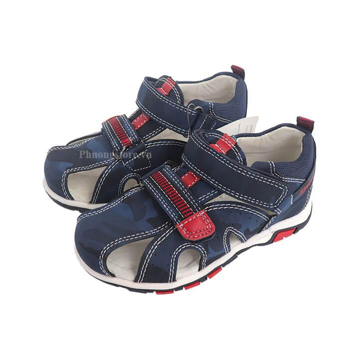 Giày cho bé trai chỉnh hình bàn chân chính hãng Apakowa