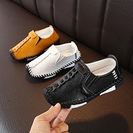 Giày lười cho bé trai siêu mềm êm nhập khẩu từ 2 - 5 tuổi