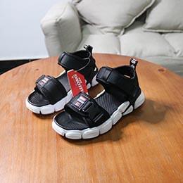 Giày sandal trẻ em từ 7 - 12 tuổi cho bé trai, đế mềm