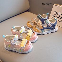 Giày sandal trẻ em cao cấp mềm êm từ 1-3 tuổi