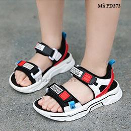 Giày sandal trẻ em trai từ 6-12 tuổi phong cách Hàn Quốc