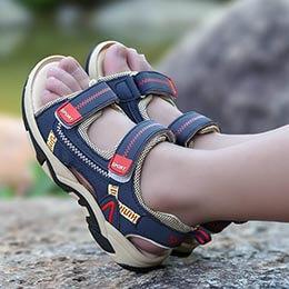 Giày bé trai xuất khẩu kiểu Hàn Quốc từ 3 - 12 tuổi