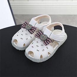 Giày sandal cho bé gái đế mềm nhập khẩu từ 1 - 2 - 3 tuổi