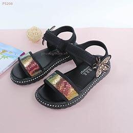giày sandal bé gái phong cách Hàn Quốc năng động từ 3 - 12 tuổi