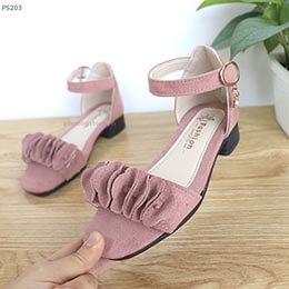 Giày sandal trẻ em gái Hàn Quốc từ 3 - 12 tuổi