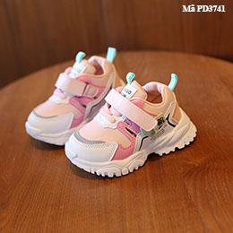 Giày thể thao cho bé gái từ 1-5 tuổi phong cách, sành điệu