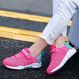 Giày thể thao trẻ em nữ kiểu dáng Hàn Quốc siêu thông thoáng chân từ 3 - 12 tuổi