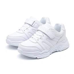 Giày thể thao trắng cho bé trai, bé gái từ 6-12 tuổi siêu nhẹ