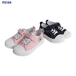 Giày thể thao cho bé gái 3 - 7 tuổi chất liệu vải