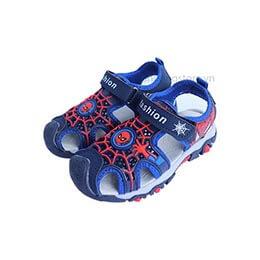 Dép quai hậu trẻ em từ 3 - 12 tuổi siêu nhân nhện