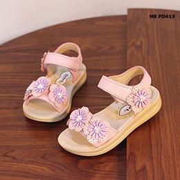 Giày sandal cho bé gái từ 1-3 tuổi phong cách Hàn quốc dễ thương