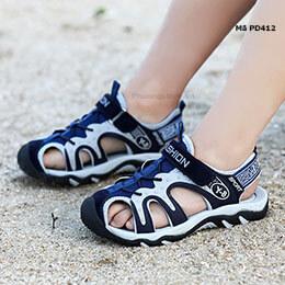 Giày sandal trẻ em trai từ 3-12 tuổi kiểu rọ phong cách Hàn Quốc