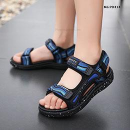 Giày trẻ em phong cách Hàn Quốc cho bé trai từ 3-12 tuổi nhẹ êm