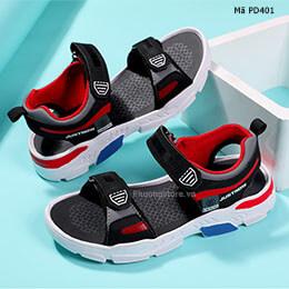 Giày sandal cho bé trai từ 5-12 tuổi siêu nhẹ phong cách Hàn Quốc