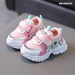 Giày thể thao cho bé gái từ 1-5 tuổi phong cách Hàn Quốc