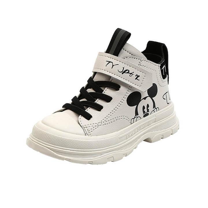 Giày boot thể thao cho bé trai, bé gái từ 1-2-3 tuổi cá tính
