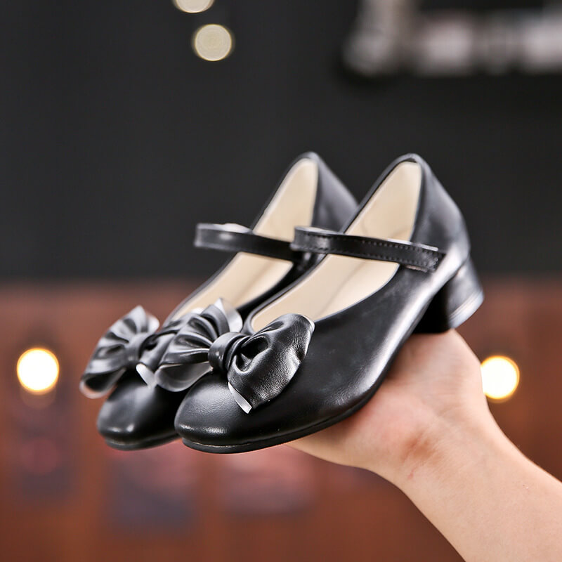 Giày cao gót trẻ em nữ xinh xắn cho bé gái từ 3 - 12 tuổi