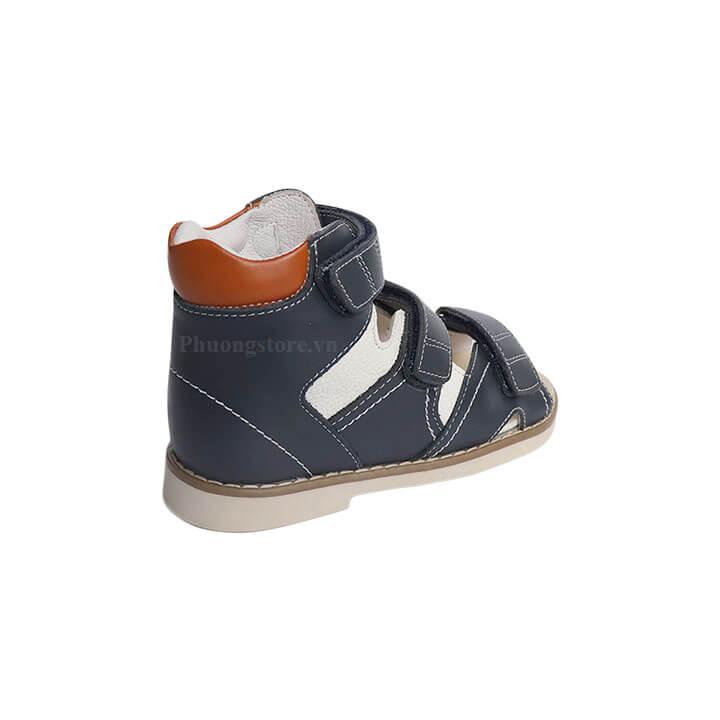 Giày chỉnh hình bàn chân cho bé kiểu sandal cổ cao