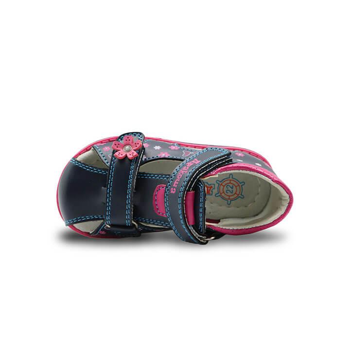 Giày chỉnh hình bàn chân cho bé gái chính hãng Apakowa