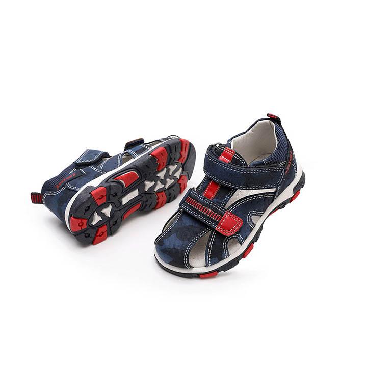 Giày chỉnh hình bàn chân cho bé trai chính hãng Apakowa