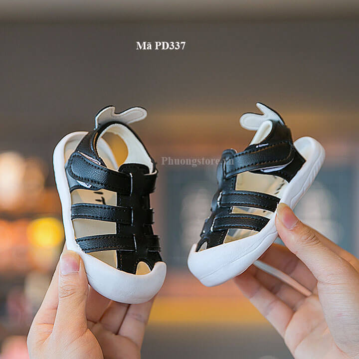 Giày sandal cho bé trai, bé gái phong cách Hàn Quốc từ 1 - 3 tuổi
