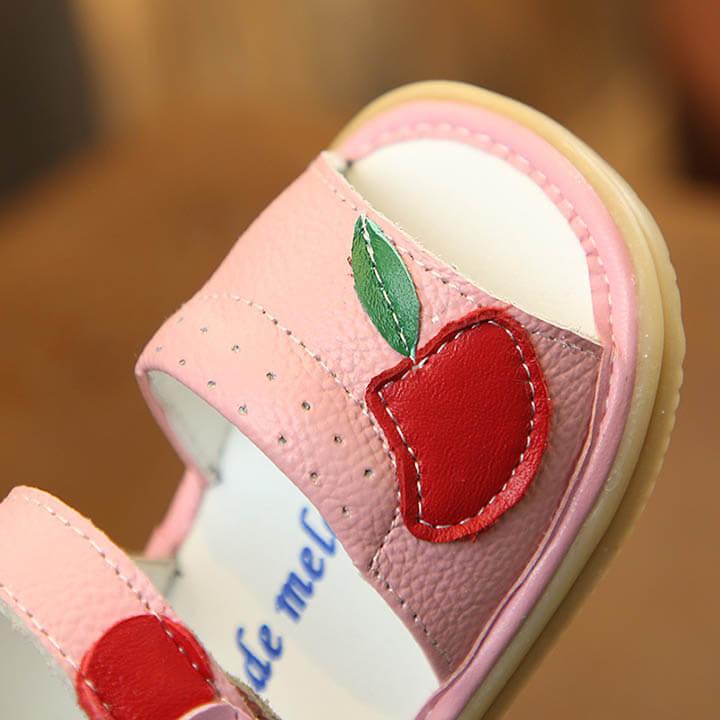 Giày sandal cho bé gái từ 1-2 -3 tuổi mềm êm