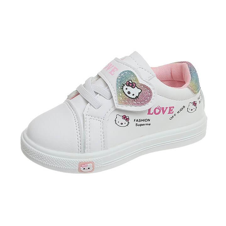 Giày thể thao bé gái hello kitty từ 1-5 tuổi