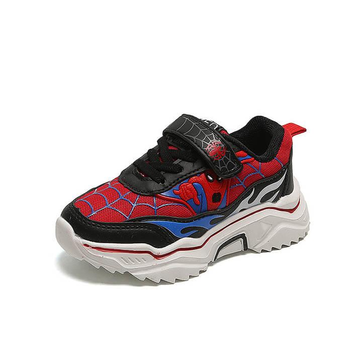 Giày thể thao siêu nhân cho bé trai từ 2 - 12 tuổi nhẹ êm