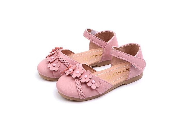 Giày búp bê trẻ em phiên bản Hàn Quốc dễ thương