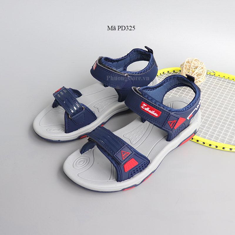 Giày quai hậu trẻ em nam năng động từ 6 - 12 tuổi