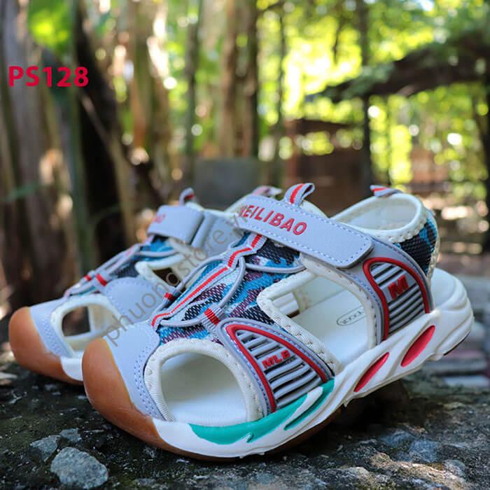Giày cho bé trai xuất khẩu kiểu sandal rọ trẻ em nam từ 3 - 7 tuổi