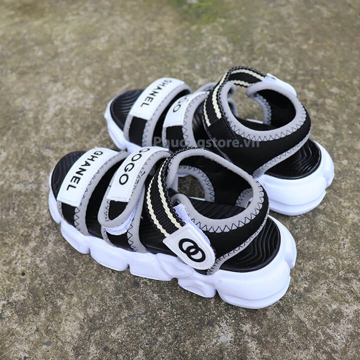 Giày sandal trẻ em cao cấp, xuất khẩu cho bé trai  từ 3 - 12 tuổi