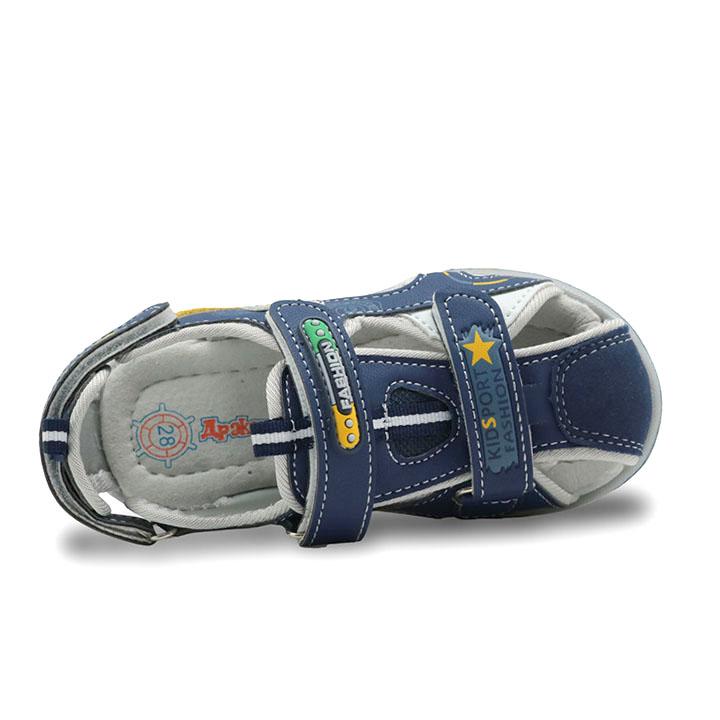 Giày sandal bít mũi cho bé trai chính hãng Apakowa - Nga từ 3 - 6 tuổi