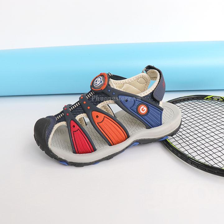 Giày sandal bít mũi cho bé trai năng động từ 3 - 12 tuổi