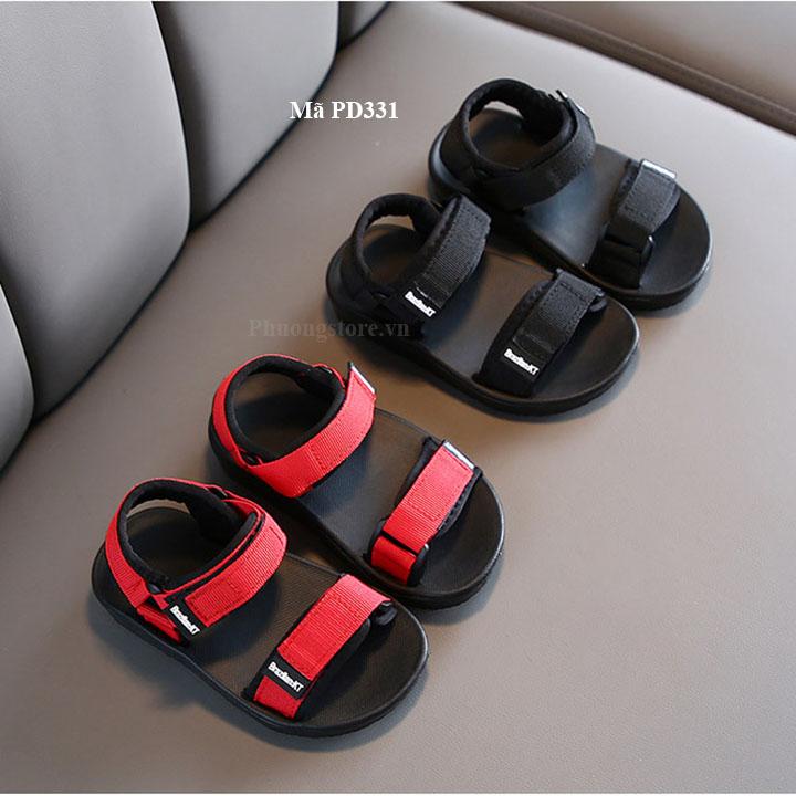 Giày sandal cho bé trai, bé gái phong cách Hàn Quốc từ 2 - 12 tuổi