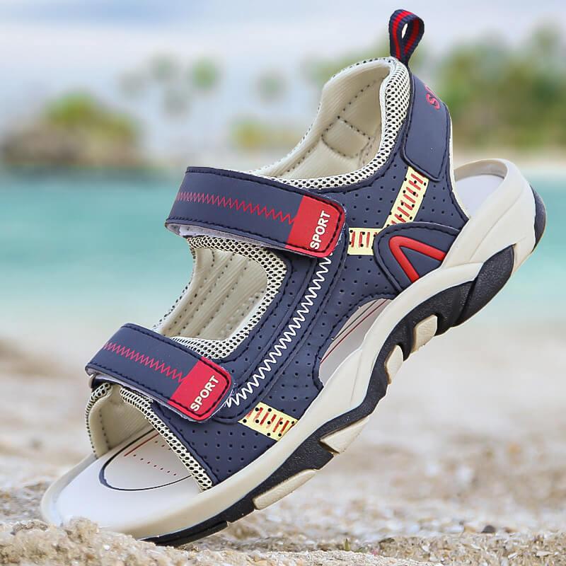 Giày dép cho bé trai sandal cao cấp, xuất khẩu, nam từ 3 - 12 tuổi