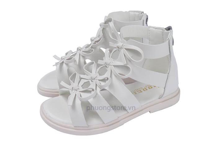 Giày chiên binh cho bé gái sang chảnh