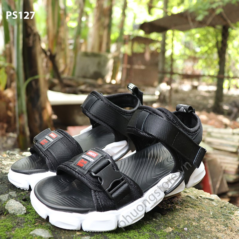 Giày trẻ em xuất khẩu sandal đế mềm cho bé trai từ 7 - 12 tuổi