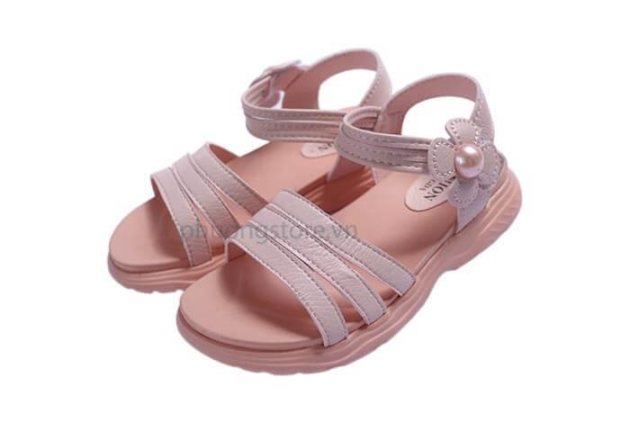 Giày sandal nữ đi học, giày quai hậu, dép quai hậu đi học